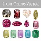 La couleur inclut le divers dossier d'otherVector Image stock