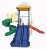 La cour de jeu des enfants Photo libre de droits