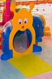 La cour de jeu des enfants Image libre de droits
