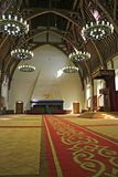 La cour de Tsar (hall de trône) image stock