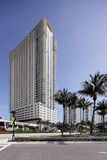 La courante Perla Sunny Isles Beach d'image Photo stock