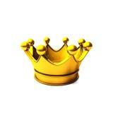 La couronne est grande Photographie stock