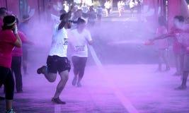 La course Ventura de couleur Photo libre de droits