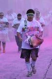 La course Ventura de couleur Images libres de droits