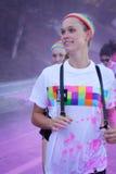 La course Ventura de couleur Photographie stock libre de droits