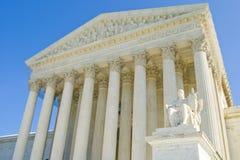 La court suprême Photographie stock libre de droits