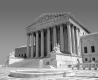La court suprême de l'Amérique Photo libre de droits