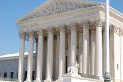 La court suprême des Etats-Unis image libre de droits