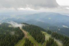 La crête de Snezhanka Image libre de droits