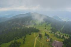 La crête de Snezhanka Photos libres de droits