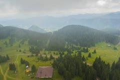 La crête de Snezhanka Photos stock