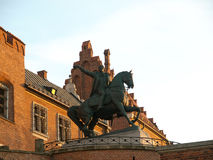 La Cracovie-Pologne Photographie stock