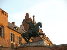 La Cracovie-Pologne photographie stock