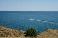 La Crimée, côte du sud de la Crimée Photographie stock libre de droits