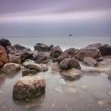 La Crimée Katsiveli Photographie stock libre de droits