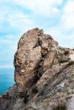 La Crimée - pierres Photographie stock