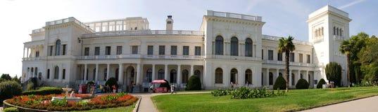 La Crimée, Yalta - 18 septembre 2009 Palais de Livadia en Crimée Photo stock