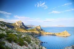La Crimea fotografia stock