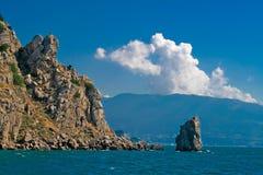 La Crimea immagini stock libere da diritti