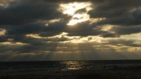 La Crimea Crepúsculo Imagenes de archivo