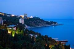 La Crimea, livellante Immagine Stock Libera da Diritti
