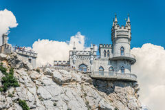 La Crimea, nido dei sorsi Immagine Stock