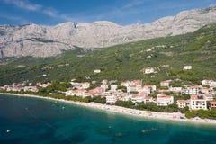 La Croatie Image libre de droits