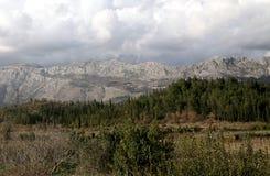La Croatie - Dalmatie du sud Photo libre de droits