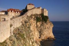 La Croatie : Dubrovnik Photo libre de droits