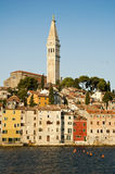 La Croatie, Rovinj Images stock