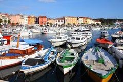 La Croatie - Rovinj Photo stock