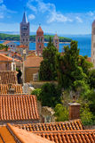 La Croatie, tour de Rab City 3 Images libres de droits