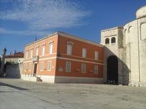 La Croatie, Zadar photo stock