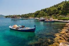 La Croazia Fotografia Stock Libera da Diritti