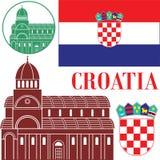 La Croazia Immagini Stock Libere da Diritti