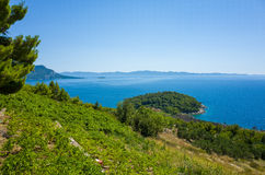 La Croazia Fotografie Stock
