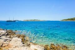 La Croazia Immagine Stock Libera da Diritti
