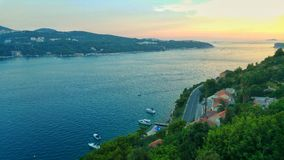 La Croazia fotografia stock