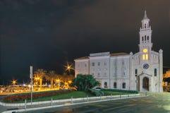 La Croazia Chiesa e monastero della st Frane, spaccatura Immagine Stock Libera da Diritti