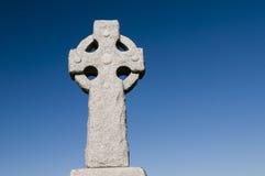 Croce celtica fotografia stock