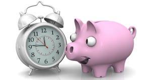 La croissance du compte de dépôts en banque Concept clips vidéos