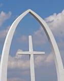 La croix Images libres de droits