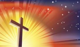 La croix Image stock