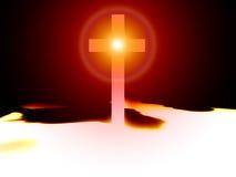 La croix 47 Image libre de droits