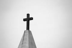 La croix Photos libres de droits