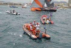 La Croix-Rouge espagnole Images libres de droits