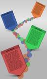 La cronología infographic, infographics de la cronología, burbujea infographic Fotografía de archivo libre de regalías