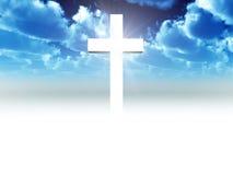 La cruz 25 Imágenes de archivo libres de regalías