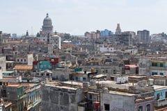 la Cuba Avana Immagine Stock Libera da Diritti