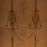 La cubierta santa Imagenes de archivo
